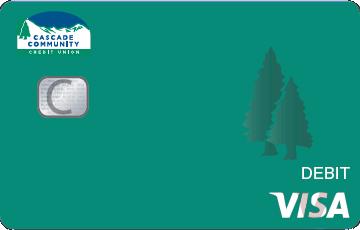 image of debit card
