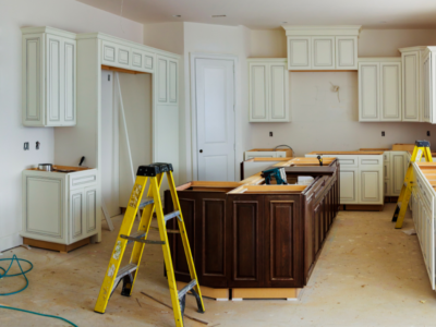 image of kitchen remodel